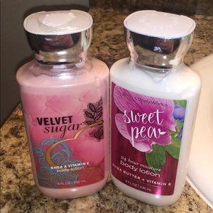 Brand new bath & body works lotion